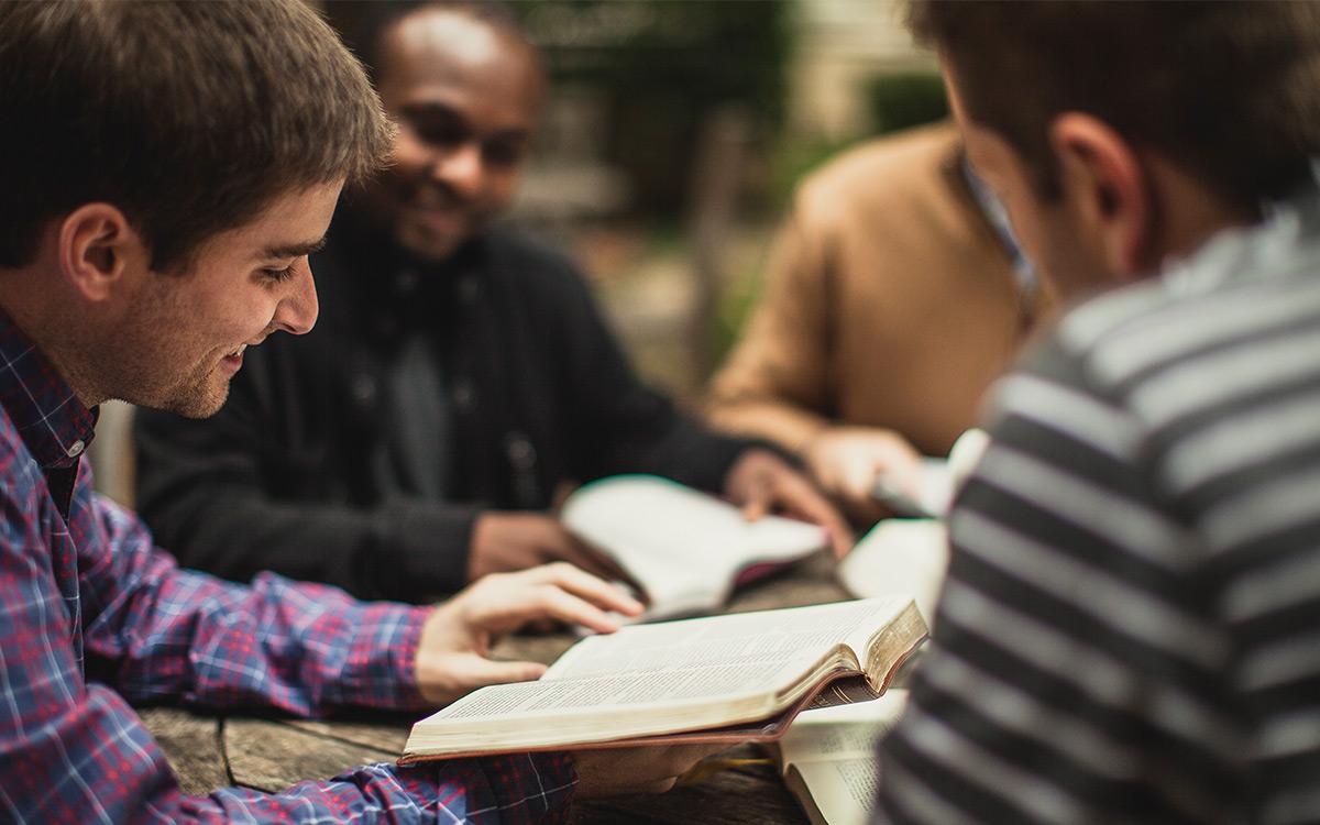 Discipling Men, Developing Leaders
